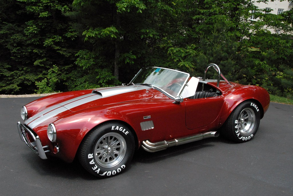 427SC Shelby Cobra Roadster