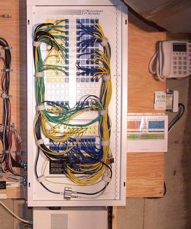 home network details home network wiring panel #8